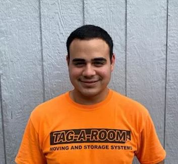 TAG-A-Room Team Member